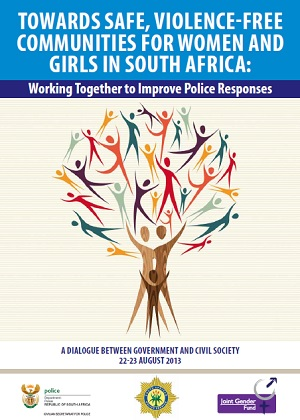 Towards Safe, Violence-free Communities for Women and Girls in South Africa